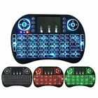 Wireless Keyboard Mini Touch Pad With Back Light For Android TV Box Xbox PS3 New
