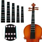 Violin Fiddle Intonation Stickers Fret Marker Labels Fingering Chart V7t0