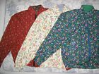 Vera Bradley Adult's Vintage Clothing #1 Shirts, Reversible Jackets, Aprons+more