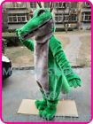 Crocodile Mascot Costume Suit Cosplay Party Game Dress Outfit Halloween Adult