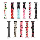 Disney Mickey Mouse Minnie Sport Band for Apple Watch Series 5 4 3 2 Wrist Strap
