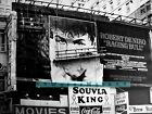 Raging Bull 1980 BW Photo Vintage Poster Print Retro Art Times Square NYC