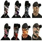 FACE MASK Multi use Neck Gaiter Bandana Fishing US SELLER! UV Headwear Balaclav