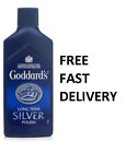 Goddards Long Term Silver Polish 125ml For Jewellery Cleaner/polish