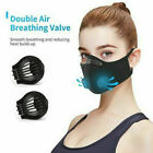 Outdoor Cycling Half-Face Mask Activated Carbon Respirator With filter KIN