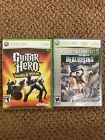 XBOX 360 Games in cases - Free Shipping