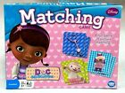 Choice of Memory Match Game - Shopkins, McStuffins, Paw-Patrol