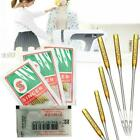 10pcs/set Universal Craft Domestic Sewing Machine Needles Tailor For Home G4y0