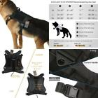 EXCELLENT ELITE SPANKER Tactical Service Dog Vest Molle Nylon Adjustable K9 Dog