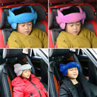 Baby Kids Adjustable Car Seat Head Support Neck Head Fixed Sleeping Pillow