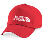 North London Arsenal Supporter de Football Casquette Baseball 7 Couleurs 5 Panel