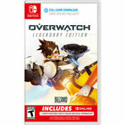 Overwatch - Legendary Edition Switch - NEW FREE US SHIPPING