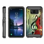 For Samsung Galaxy S8 Active G892 Full Body Armor Rugged Holster Belt Clip Case