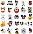 Mickey Mouse Individual Pin Walt Disney World Parks Trading Pins ~ Brand New