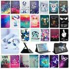 """For Samsung Galaxy Tab A 7"""" 8.0"""" 10.1"""" Tablet Universal Stand Leather Case Cover"""