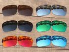 Vonxyz Polarized Replacement Lenses for-Oakley Sliver R OO9342 - Options