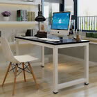 Office Study Wood Computer Desk Workstation Home Laptop Table Furniture