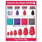 Kong Classic Rubber Extrem Puppy Dog Toy dog toy all size