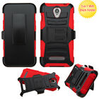 Phone case cover with holster belt clip For ZTE Obsidian Z820