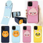 Kakao Friends Back Cover Case for Apple iPhone 12/Mini/ 11/ XS Max/ XR XS X/ 8 7
