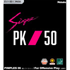 Nittaku Sieger PK50 Table Tennis & Ping Pong Rubber, Pick Variation and Add-Ons