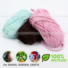 30YARD 100g - ELASTIC CORD BAND/TIE - FOR GARDEN/CRAFTS - RECYCLED