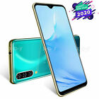 """6.3"""" Note 2020 Android 8.1 Smartphone Unlocked Mobile Phone Quad Core 3g Wifi"""