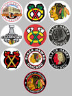 Chicago Blackhawks Set 10 Buttons or Magnets NEW 1.25 inch $5.0 USD on eBay