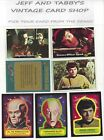1976 TOPPS STAR TREK CARDS & STICKERS YOU PICK FROM SCANS on eBay