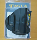 Tagua Black Leather Paddle Holster - Choose your Model!