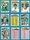 1977 Topps Football U Pick (1) $2.0 USD on eBay