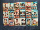 1965 TOPPS 1ST SERIES 1-99 PICK CARDS YOU WANTBaseball Cards - 213