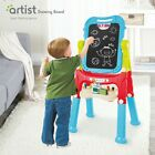 3 in 1 Double Easel Kid Drawing Art Activity Erase with Magnetic Letters 3 Color