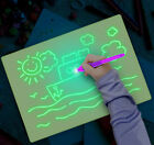 Kyпить Draw With Light Kids Developing Toy Fun Drawing Board Magic Educational Gift Set на еВаy.соm
