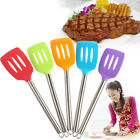 Thickening Stainless Steel handle Non stick hollow spatula pancake New