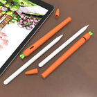 Touch Pen Silicone Case iPad Stylus Nib Cover Tip Holder For Apple Pencil 1 2