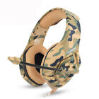 ONIKUMA K1 Stereo Bass Surround Gaming Headset for PS4 New Xbox One PC with Mic