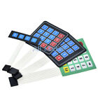 4 12 16 20 Key Membrane Switch Keypad 1x4 3x4 4x4 4*5 Array Matrix Keyboard