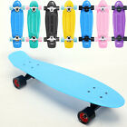 """27"""" skateboard Plastic deck High Quality Bearings Penny Style Board UPS shipping image"""