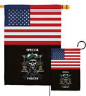 US Special Forces Garden Flag Armed Service Decorative Gift Yard House Banner