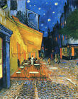 Kyпить Cafe Terrace at Night by Vincent Van Gogh, Giclee Canvas Print, in various sizes на еВаy.соm