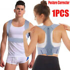 Adjustable Posture Corrector Back Shoulder Support Correct Brace Belt Men Women.