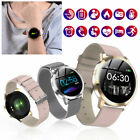 CF18 Women Large Screen Smart Watch Heart Rate Fitness Tracker For iOS Android cf18 Featured fitness heart large rate screen smart tracker watch women