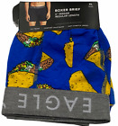 "NWT AMERICAN EAGLE Boxer Brief Underwear 6"" Inseam XS-S-M-L-XL"