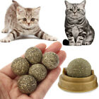 Cat Natural Catnip Toys Mint Ball Kitten Treat Ball Cats Play Cleaning Teeth Toy