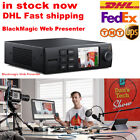 Blackmagic Design Web Presenter HyperDeck HDMI HiFi SDI OUT Video Studio 1080P