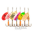 Mepps Spinners -Trout Pike Perch Salmon Fishing Lures.Different sizes/models