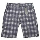 Greyson Montauk Stretch Golf Shorts UVA/B Water Resistant Men's Sizes 30-36 NWT