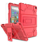 For Amazon Fire HD 8 2020/10th Gen/8 Plus Shockproof Kickstand Tablet Case Cover