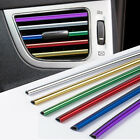 Car vent strip decoration Set of 10 - Air conditioner vent covers guards US SHIP